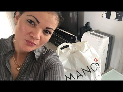 Suiça: Comprinhas de Shopping/ roupas.