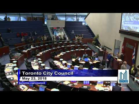 City Council - May 23, 2018