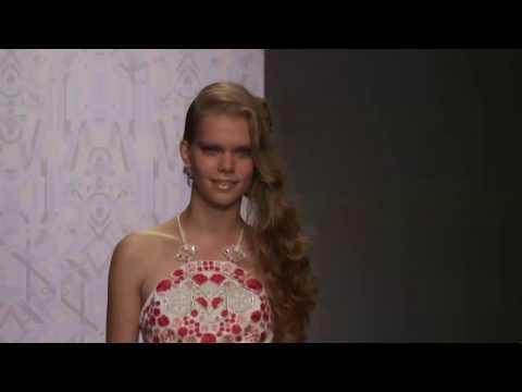 """""""HOLLY FULTON"""" Fashion Show Spring Summer 2014 London HD by Fashion Channel"""