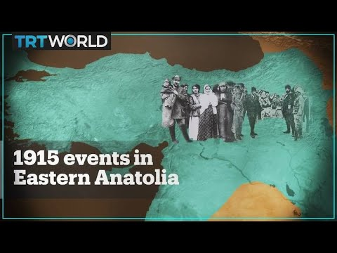What Happened In 1915 In Eastern Anatolia?