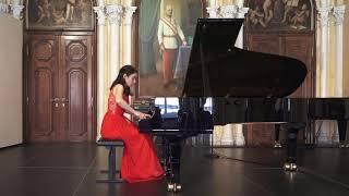 "Beethoven - Piano Sonata op 57  ""Appasionata"" (Adela Liculescu)"