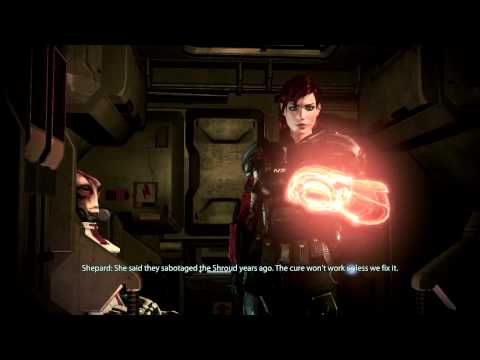 Mass Effect 3: Part 54 - 'Tuchanka: Fight for the Cure'