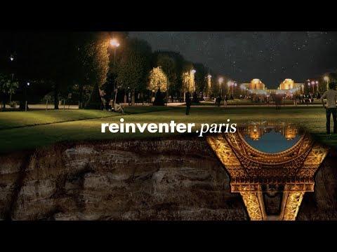 Motion Design – Reinventer Paris