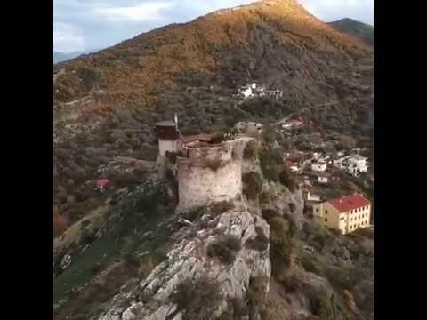 Castello di Petrella , luogo mozzafiato a Tirana (Albania)