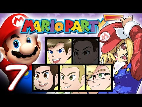 Mario Party 7: Even FATTER Rolls - Episode 7 - Friends Without Benefits