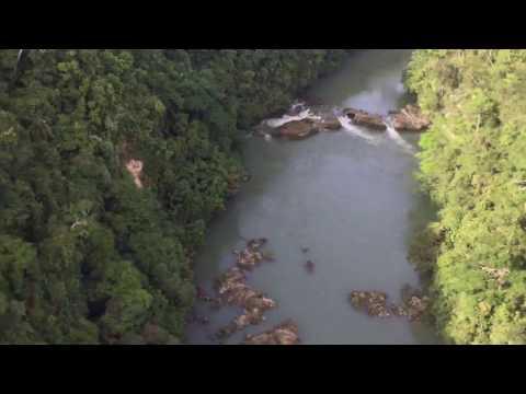 ZIPLINE SHOCK , DEATH IN EYES!!!  Loboc River , Bohol , Philippines