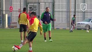استعدادات الدحيل تحت 23 سنة لمواجهة السيلية ضمن الاسبوع السابع عشر من دوري قطر غاز