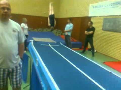 kings lynn gymnastic club