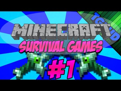 GOTHAMS FINEST!!! - Minecraft Survival Games With Friends #1