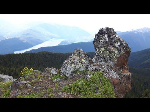 Mount Lavina Lookout - Aug 2, 2016