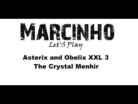 Asterix and Obelix XXL 3 The Crystal Menhir - GamePlay - GTX 750 1gb - On-Screen Information |