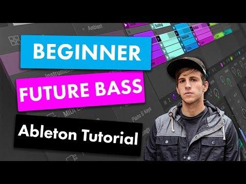Make EPIC Future Bass or Dubstep!  Beginner Ableton  9 Future Bass Tutorial