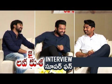 Jai Lava Kusa Team Special Interview | Jr NTR | Kalyan Ram | Bobby | TFPC