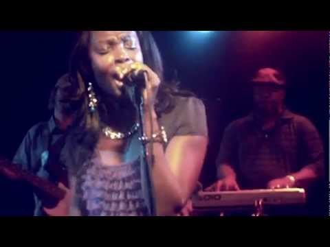 TRINA  GURL live at first ave ALTER EGO cd release