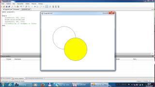 08. Pascal. Продолжаем рисовать с помощью модуля GraphABC. Новые команды