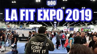LA FIT EXPO 2019 | Bradley Martyn, Mark Bell, CT Fletcher, Jay Cutler