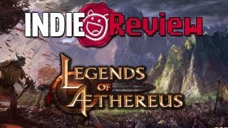 Indie Review - Legends of Aethereus (PC)