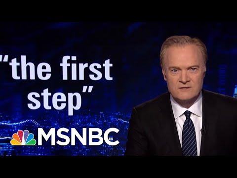 Chuck Grassley Responds To Brett Kavanaugh Accuser's Request For FBI Probe   The Last Word   MSNBC