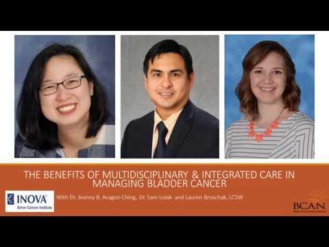 A Bladder Cancer Multidisciplinary Case Study