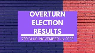 The 700 Club - November 16, 2020