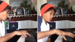 Do It To Ya (Piano Cover) By: Kevin Panel