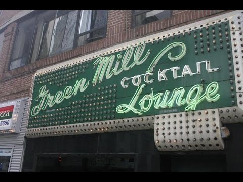 The Green Mill Jazz Club and Cocktail Lounge, Chicago Illinois - History & Tour