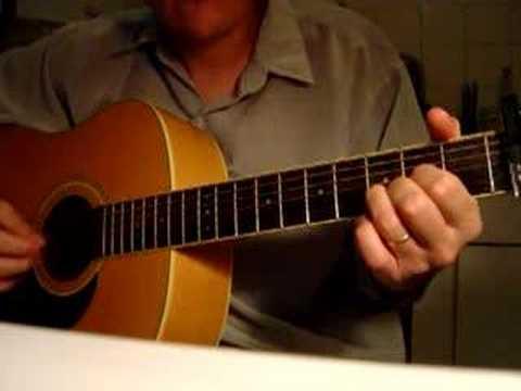 Francis Cabrel - C'était L'hiver - Instrumental -