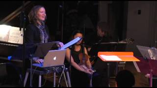 "Ensemble Pi plays ""Ask Me"" by Kristin Norderval, text: Naomi Wallace"
