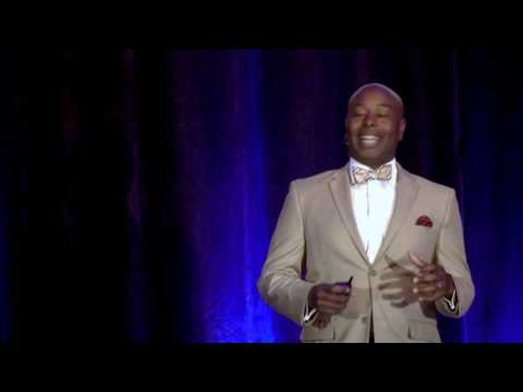 Stop watching sports: how we can better the lives of black men | Brandon Gamble | TEDxCSULB