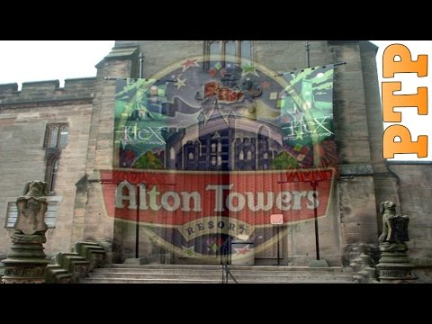 2017 Ride Line Up - Alton Towers