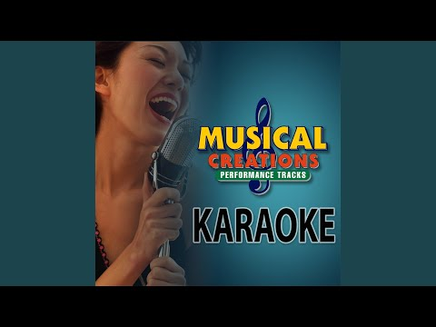 Written in Red (Originally Performed by Janet Paschal) (Karaoke Version)