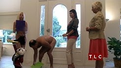 This Nudist Couple Is Very Hands-On   Buying Naked