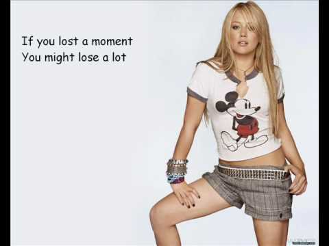 Hilary Duff - Why Not (Lyrics)
