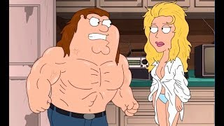 Peter on Steroids