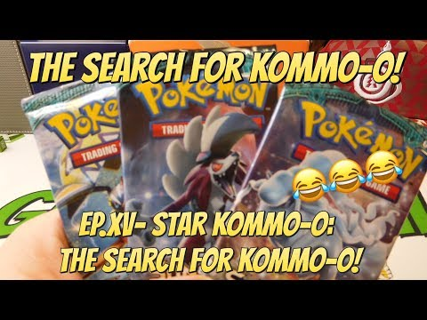 The Search For Kommo-o! Ep. XV: Star Kommo -The Search For Kommo O!