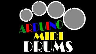 Электронные барабаны своими руками на ардуино #3 Электронные пэды