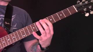 Terror Zone Guitar Tutorial by Kreator