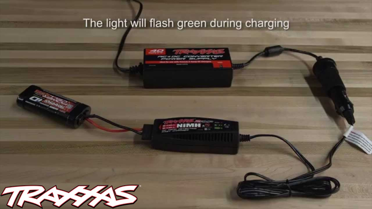 How to Troubleshoot Traxxas DC Chargers | Traxxas