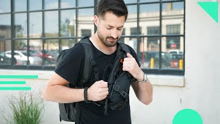 CODEOFBELL X-POD Review | Intuitive & Expandable Sling Bag