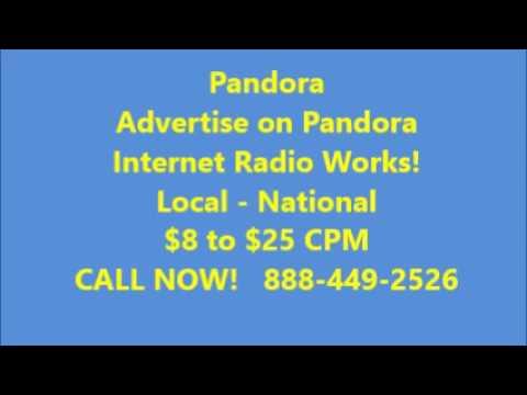 advertise on Pandora in Bakersfield CA 888 449 2526