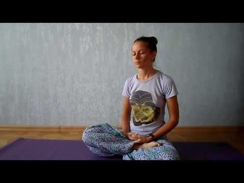 Медитация 'Цветок Лотоса'