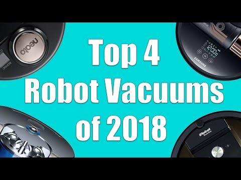 BEST Robot Vacuums 2018 - Neato Vs Samsung Vs Dyson Vs Roomba