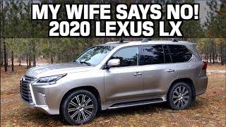 Cruise Ship on Wheels: 2020 Lexus LX 570