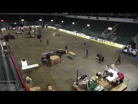 KPQ Home Show to Wenatchee Wild hockey.