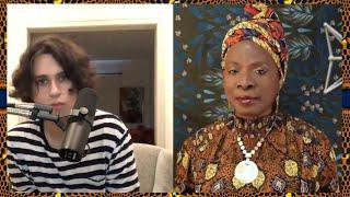 Ezra Koenig and Angelique Kidjo - Married in a Gold Rush (from Batonga Foundation livestream)