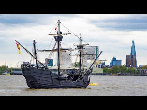 Tall Ships at Greenwich 2017