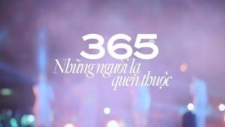 """SÁCH """"365: NHỮNG NGƯỜI LẠ QUEN THUỘC"""" (OFFICIAL)"""