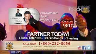 Prophet Manasseh Jordan - Song