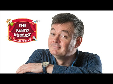 Grant Stott Interview - The Panto Podcast