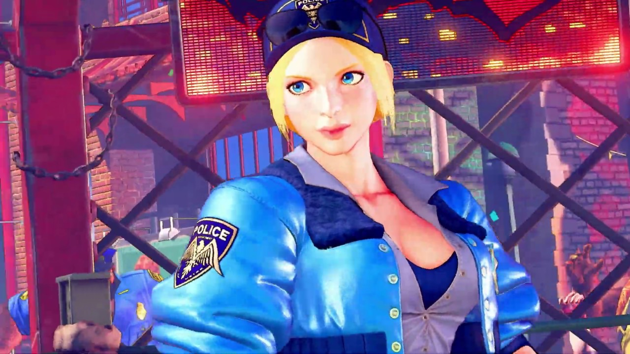 CAPCOM UNITY BRASIL - Street Fighter V: Arcade Edition – Trailer de Gameplay da Lucia